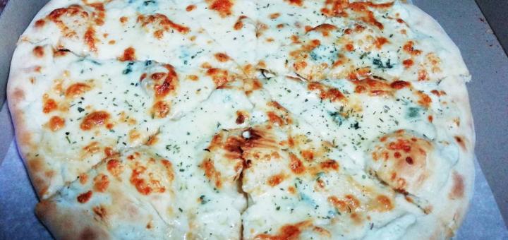 Скидка 50% на всё меню пиццы в пиццерии «Pelati Pizza»