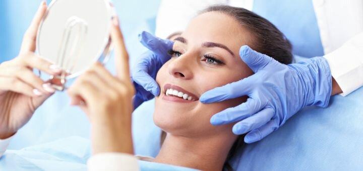 Скидка до 85% на УЗ-чистку, полировку, «Air-Flow» или фторирование зубов в «Dent Beauty»