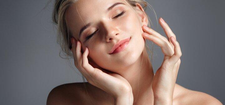 Чистка лица с элос омоложением или карбоновым пилингом от Ксении Сумневич