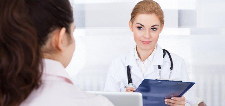 Обследование у гинеколога с УЗИ и анализами в медицинском центре «Здоровая мама»