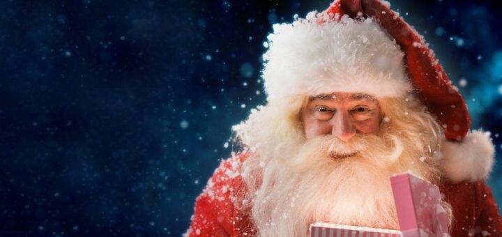 Новогоднее именное видеопоздравление для детей от Деда Мороза