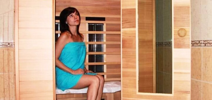 До 3 сеансов инфракрасной сауны в салоне аппаратной косметологии «Инь Янь» в Борисполе