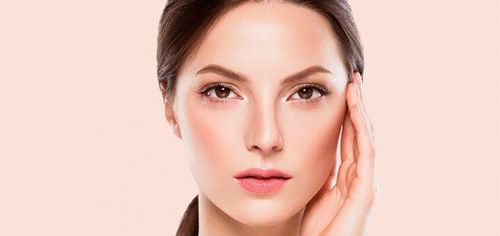 1 сеанс энзимного пилинга лица от косметолога Людмилы Горшковой