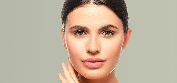 7 сеансов энзимного пилинга лица от косметолога Людмилы Горшковой