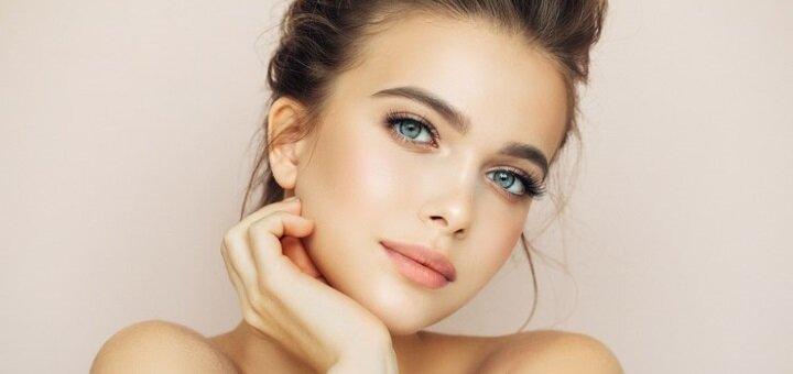 Комплексный уход для лица «7 в одном» в «Кабинете перманентного макияжа и коррекции фигуры»