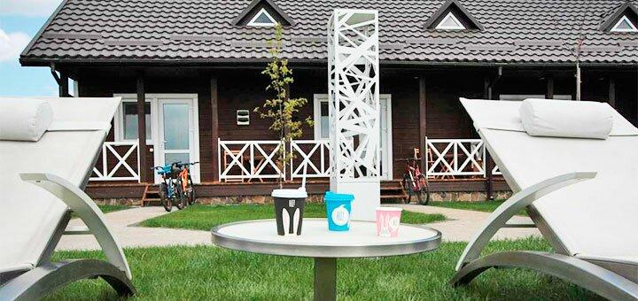 От 3 дней с посещением сауны и катанием на велосипедах в отеле «Островки» на Шацких озерах