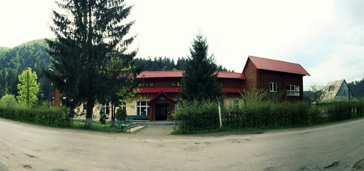 От 6 дней отдыха с трехразовым питанием и лечением в санатории «Верховина» в Закарпатье