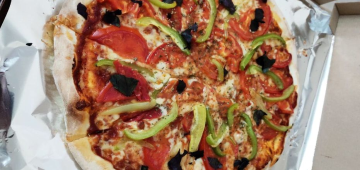 Скидка 50% на всё меню пиццы с доставкой и самовывозом от компании «Ninja Pizza»
