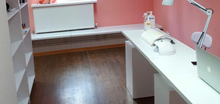 Маникюр и педикюр с покрытием гель-лаком в салоне красоты «Beauty room Irene's»