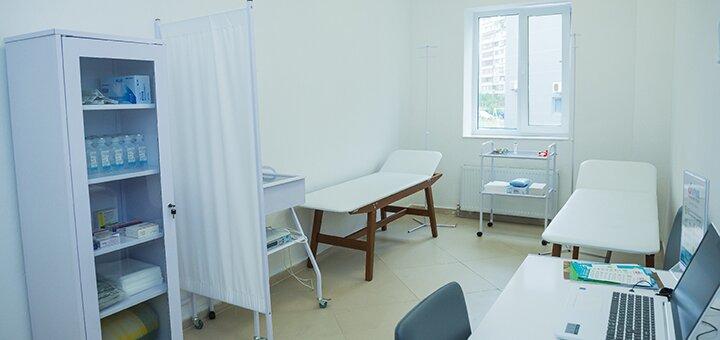 Комплексное обследование у маммолога с УЗД в сети клиник «VIVA»