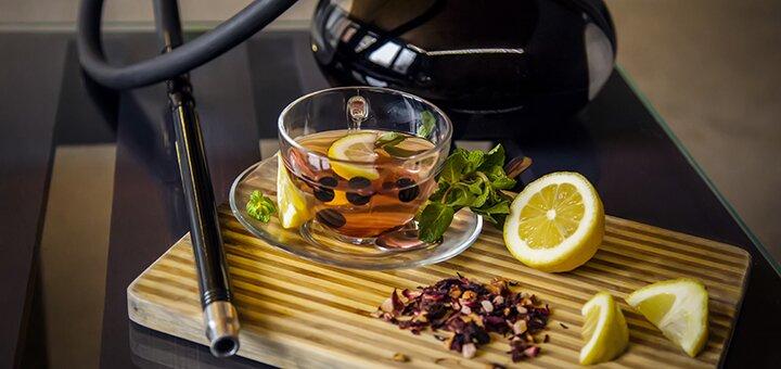 Классический кальян и чай в стейк-хаусе «Over Dose»