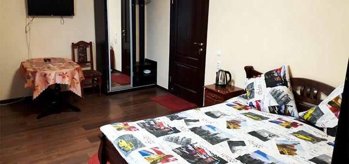 5 дней отдыха на Новый год  в отеле «Міжгірські зорі» в Межгорье