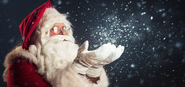Именное видеопоздравление и письмо от Деда Мороза
