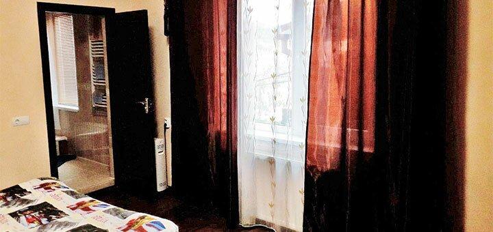 От 3  дней отдыха в декабре с питанием в отеле «Міжгірські зорі» в Межгорье