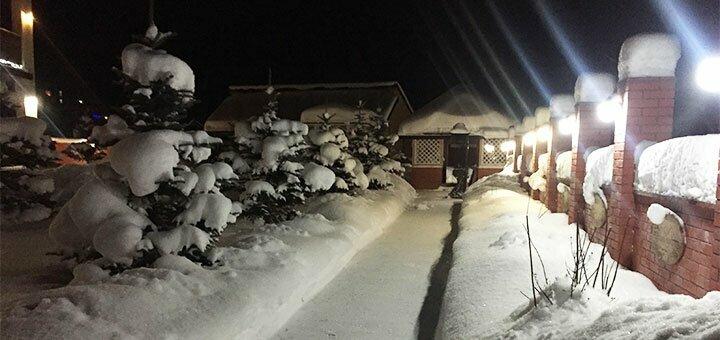 От 3 дней отдыха зимой в отеле «Золотая подкова» в Славском