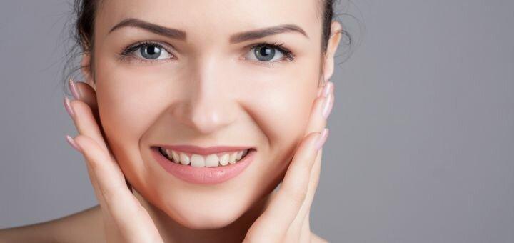5 сеансов летнего пилинга лица в косметологическом кабинете Людмилы Горшковой
