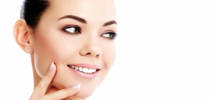 7 сеансов летнего пилинга лица в косметологическом кабинете Людмилы Горшковой