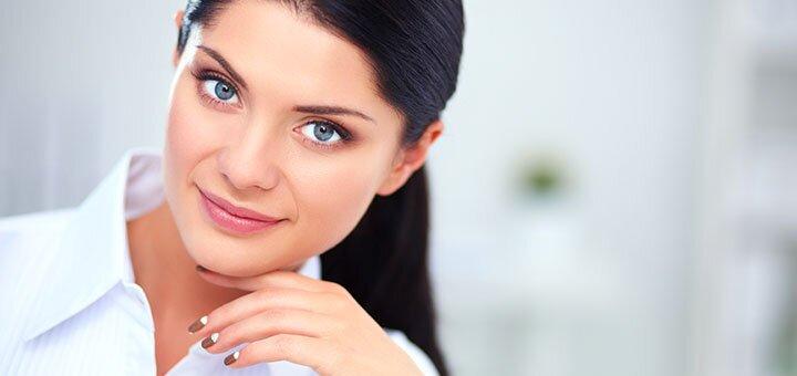 10 сеансов травяного пилинга лица от косметолога Людмилы Горшковой