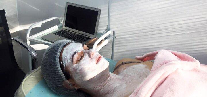 10 сеансов гликолиевого пилинга лица от косметолога Людмилы Горшковой