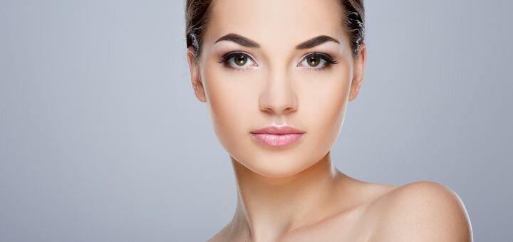 3 сеанса миндального пилинга лица в косметологическом кабинете Людмилы Горшковой