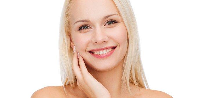 7 сеансов пилинга лица «Скатка» от косметолога Людмилы Горшковой
