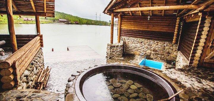 От 4 дней отдыха зимой с питанием в усадьбе «Турянський Двір» в Закарпатье