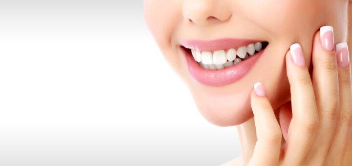 Профессиональная ультразвуковая и Air-Flow чистка зубов в стоматологии «Mac Dent»