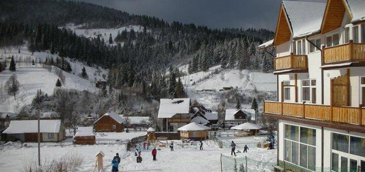 All inclusive по-карпатски: теплые бассейны, мастер-классы по лыжам в «Admiral-SPA» в Славском
