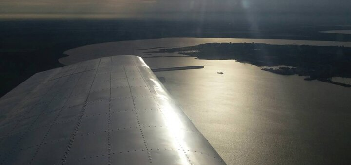 Скидка 25% на обзорный полет на самолете «ЯК-52» от аэроклуба «ИКАР»