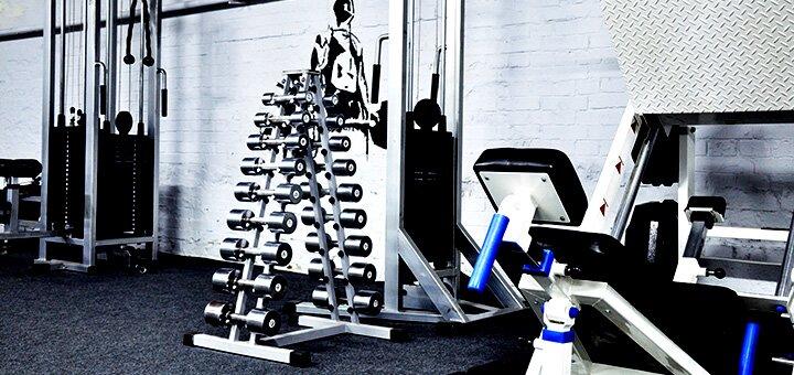 Абонемент до 12 месяцев безлимитного посещения тренажерного зала в фитнес-клубе «Fort Fitness»