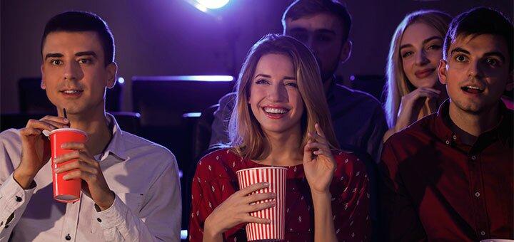Скидка 50% на билеты в зимний тематический кинотеатр «Christmas story»