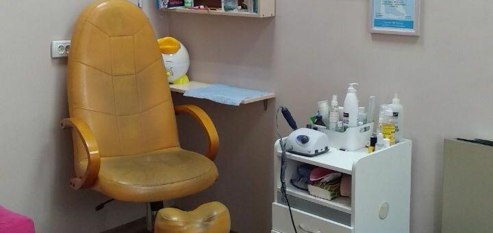 Маникюр и педикюр с покрытием гель-лаком в салоне красоты «Mandarin beauty room»