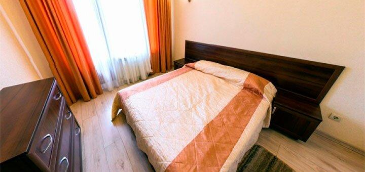 От 2 дней отдыха в отеле «Бонифаций» в Моршине