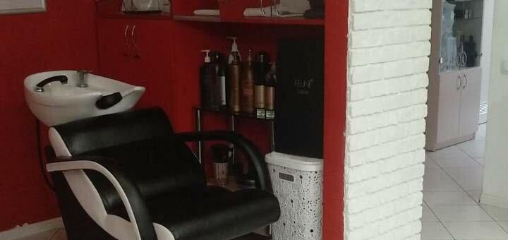 Стрижка горячими ножницами, брондирование, уход и укладка волос в салоне красоты «Fen-x»