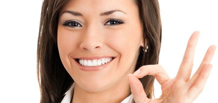 Скидка до 59% на установку металлокерамических коронок в семейной стоматологии Крайневой