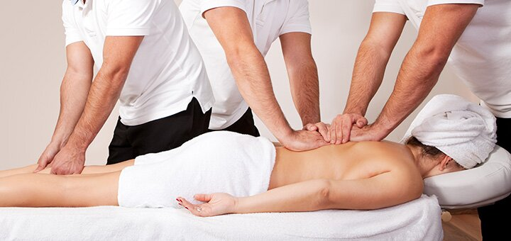 Индивидуальные курсы обучения массажу в «STAR studio & school»