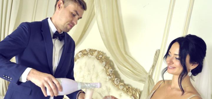 Свадебная выездная или студийная фото и видеосъемка от команды «ELEKTRA»