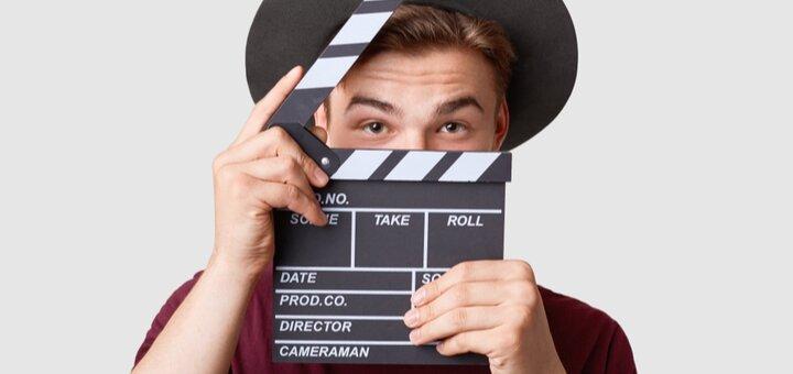 Профессиональная фотосессия для актерского или модельного портфолио от команды «ELEKTRA»