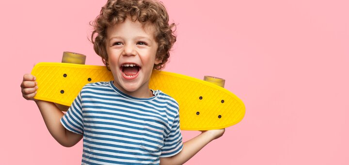 Детский фотопроект «Счастливый момент» от команды фотографов «ELEKTRA»