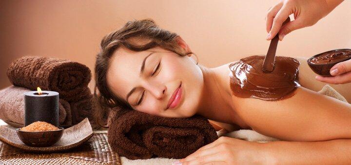 SPA-программа «Шоколадная эйфория» в массажном кабинете «Beauty Studio»