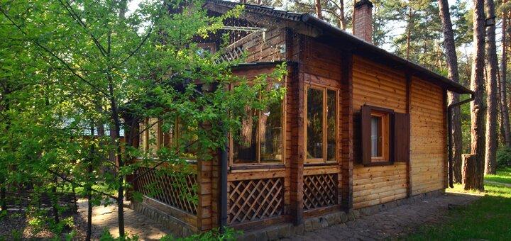 От 2 дней отдыха в загородном клубе «Good Wood» под Киевом