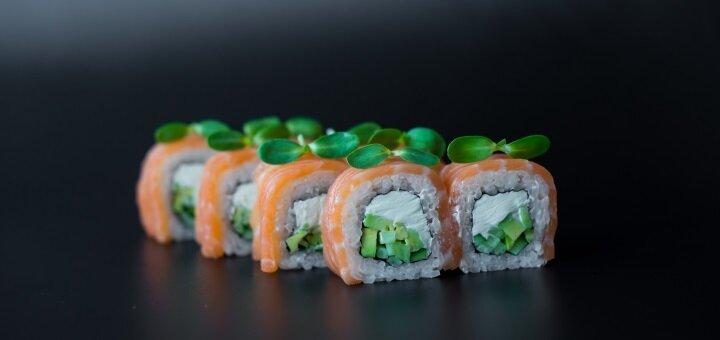 Скидка 40% на меню кухни от службы доставки «Flash Food»