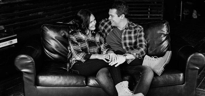 Романтическая фотосессия для влюбленных «Вместе навсегда» от студии «ELEKTRA»