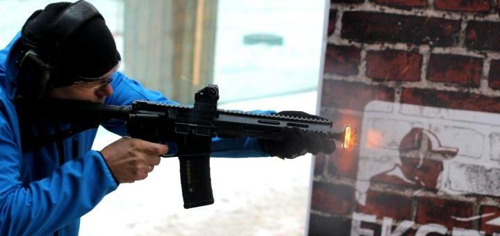 Ознакомительный курс по стрельбе в «Muller Arms»