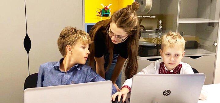 Мастер-класс по програмированию «Minecraft» от Академии профессий будущего