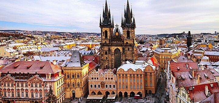 Зимние каникулы в Чехии с изучением языка и отдыхом на горнолыжном курорте от «Фаворит Юкрейн»