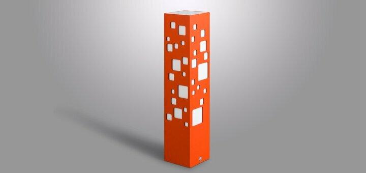Скидка 50% ко дню шопинга на уличный светильник «Tower OC-370»