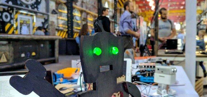 2 занятия робототехникой и робомейкерством для детей от «Robo.House»