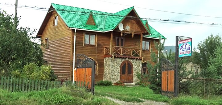 От 3 дней отдыха в отеле «Шовкова косиця» в Микуличине