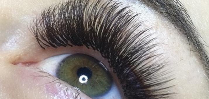 Скидка 50% на наращивание, ламинирование и Botox ресниц в «Ksenia Lash»